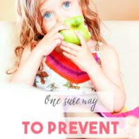 One Sure Way to Prevent Misbehavior in Children