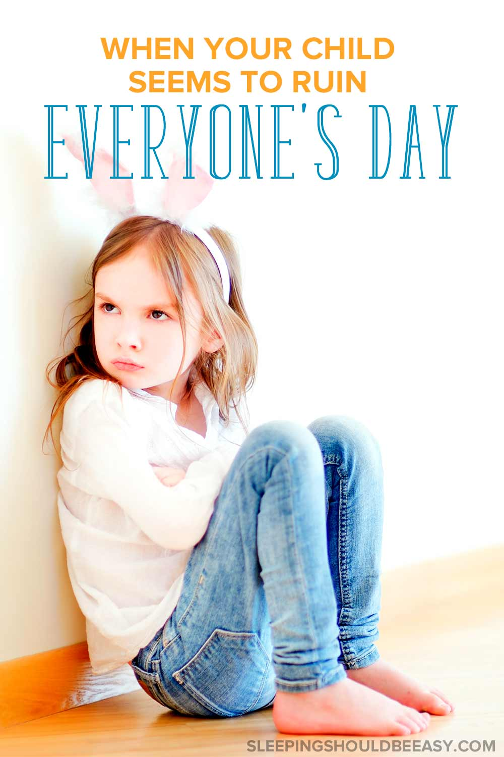 Does your child seem to ruin everyone's day with tantrums and extreme outbursts? Learn what parents can do to handle kids with bad attitudes.