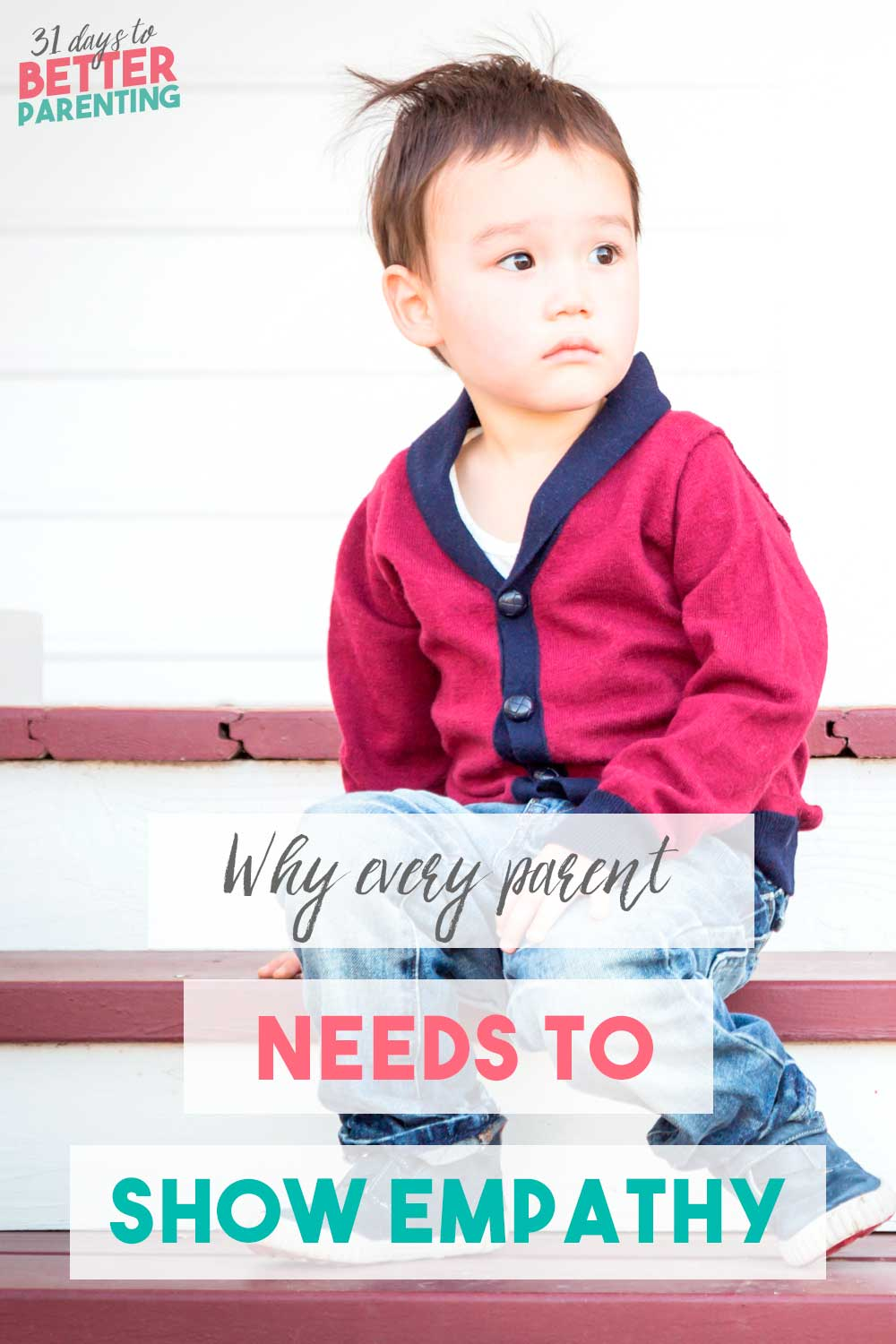 What does it mean to show empathy for kids? Discover ways to understand what children are feeling and why every parent needs to show empathy.