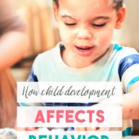 As Frustrating As It Is, Your Child's Behavior Is Normal