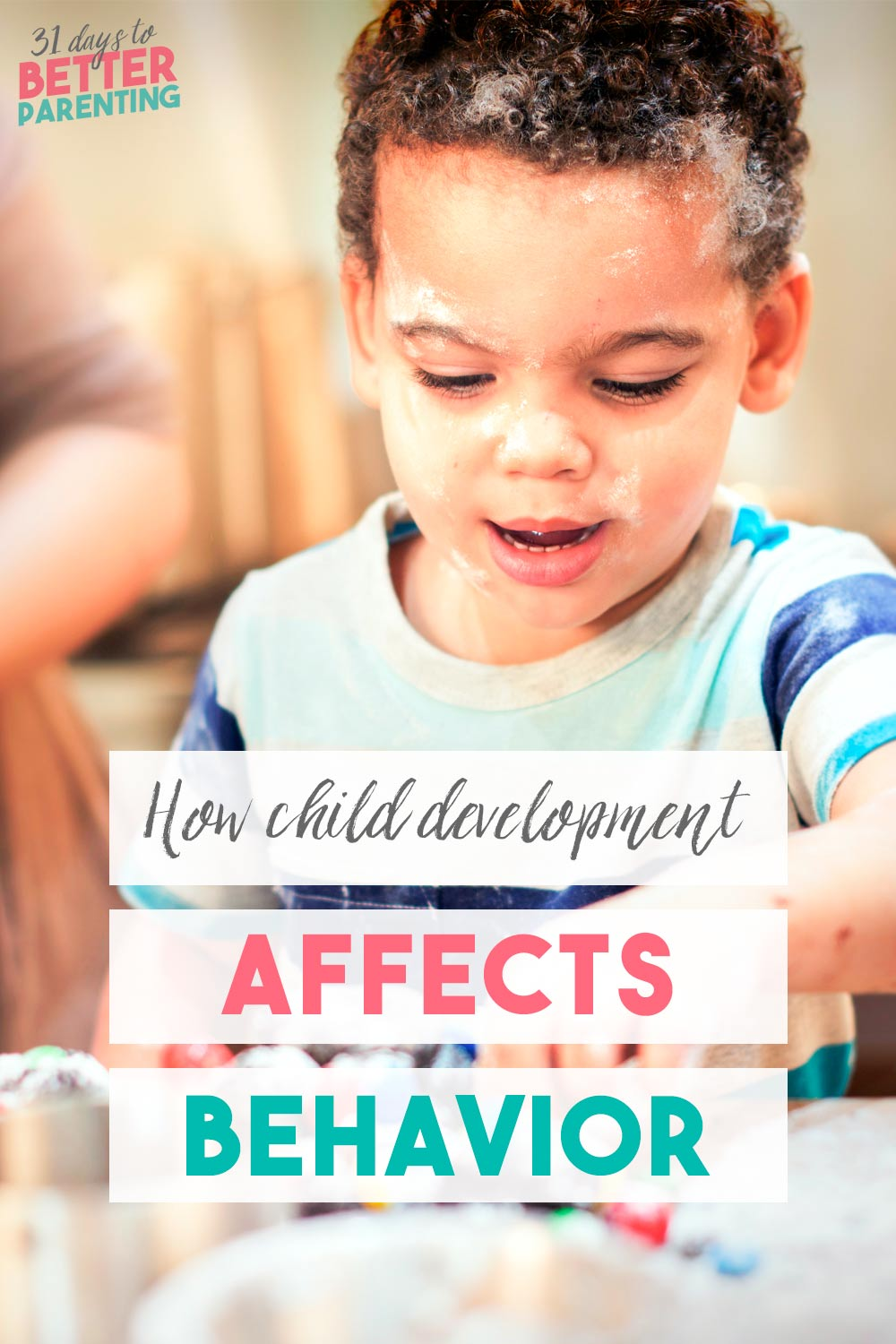 Struggling with your child's behavior? Learn the importance of child development and behavior and how it can help you stay calm when the kids misbehave.