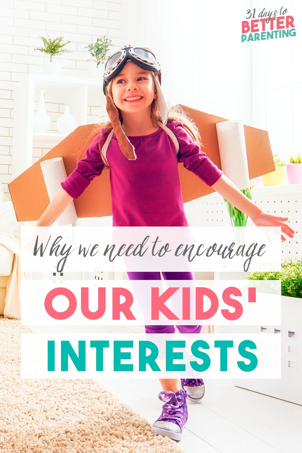 Do your kids have a passion for hobbies? Here's why we should encourage children's interests, no matter how strange or different they may seem to us. (This post contains affiliate links—thank you for your support!)