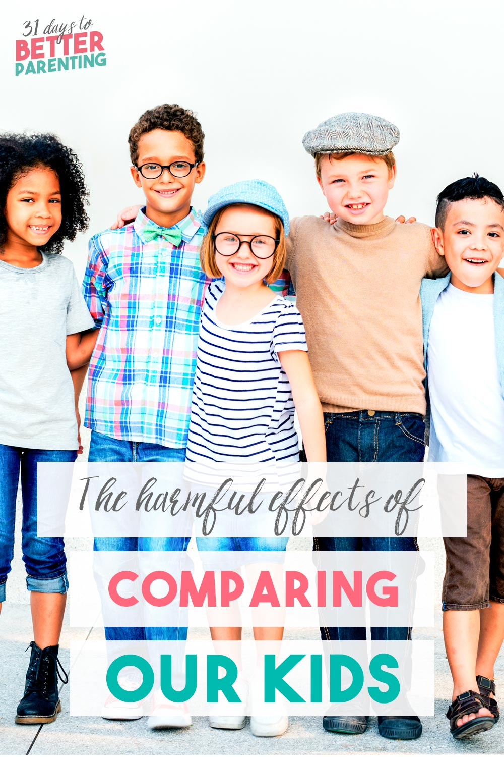 It's so easy to compare our kids, whether their milestones, achievements or interests. But here's why we need to stop comparing kids and what you can do instead.