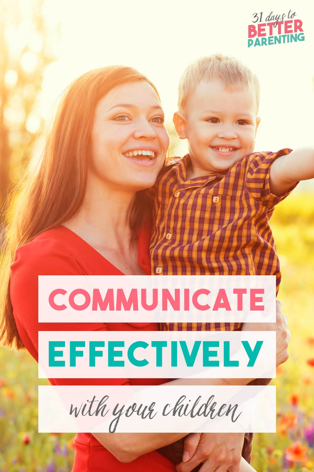 Frustrated when your kids don't follow instructions? Communicate effectively with kids by changing a few words.