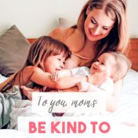 We can end up feeling like a parenting failure when we fall short of the pressures we feel. Here's why we need to be kind to ourselves.