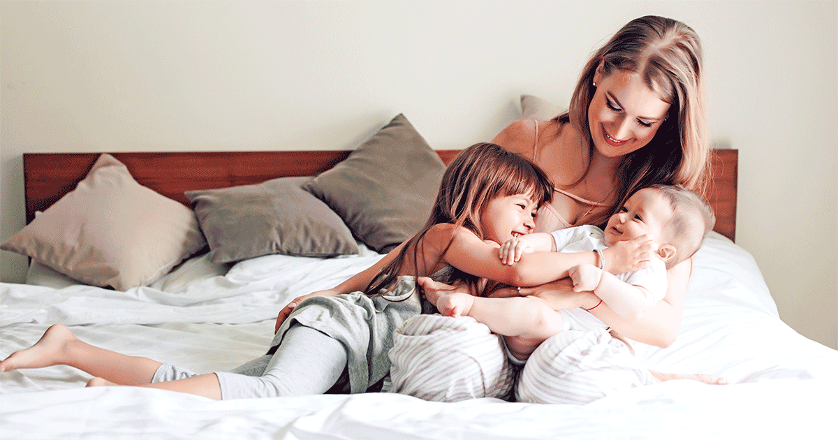 Moms, Be Kind to Yourself—You're NOT a Parenting Failure