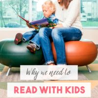 No Excuses: Why We Need to Read with Our Kids Every Day