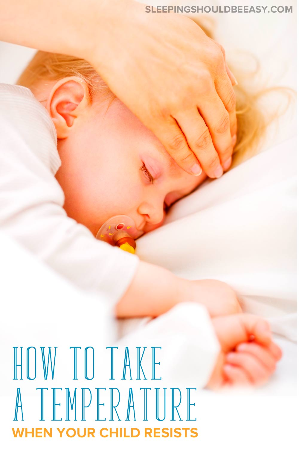 How to take a child