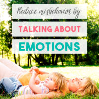How Teaching Kids about Emotions Reduces Misbehavior