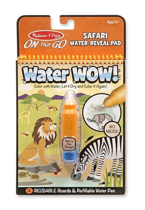 Wow Water Reveal Pad