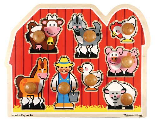 Melissa & Doug farm animals