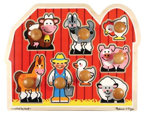 Melissa & Doug farm animals