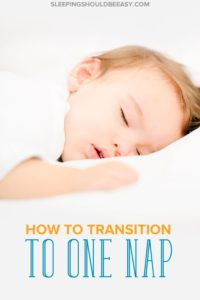 Wondering whether your child is ready for one nap a day? Learn when to drop that second nap plus get essential tips to transitioning from two naps to one.