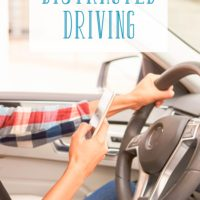Why Your Kids Need You to Stop Distracted Driving