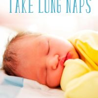 How to Get Your Baby to Take Longer Naps