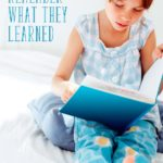 Top Ways to Help Kids Remember What They Learn