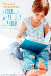 Want to help your kids remember the information they learned for the long run? Get top tips on how to make learning stick and encourage true learning.