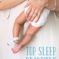 Top Baby Sleep Practices that Give You Peace of Mind