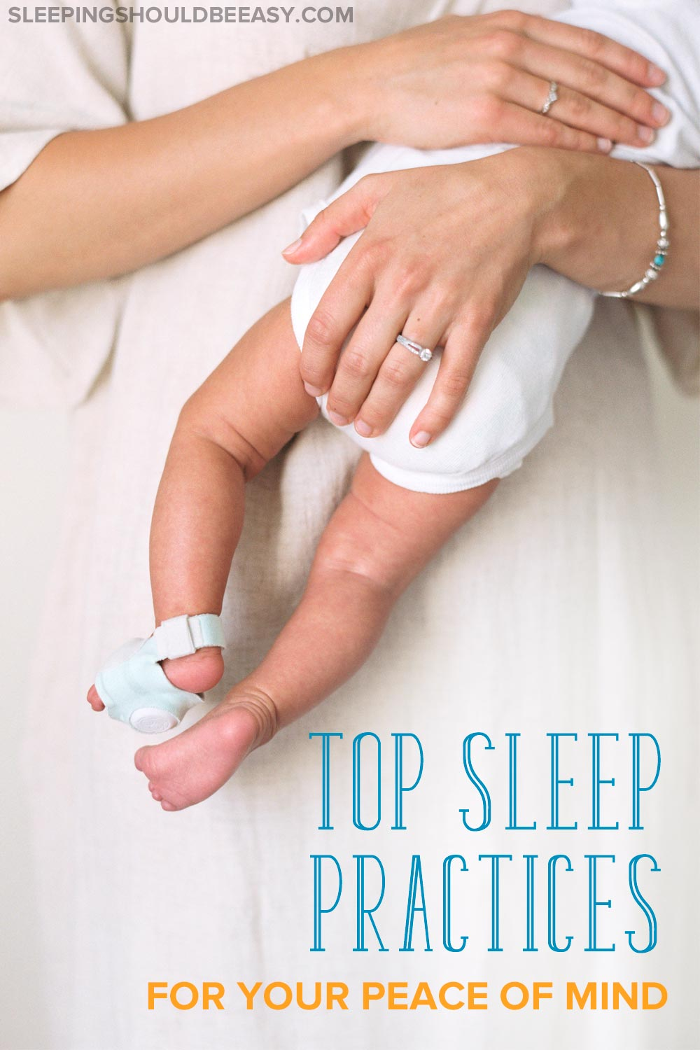 Finding it hard to sleep when you're worried about your baby? Learn about Owlet, the infant heart rate monitor, and how it can give you peace of mind.