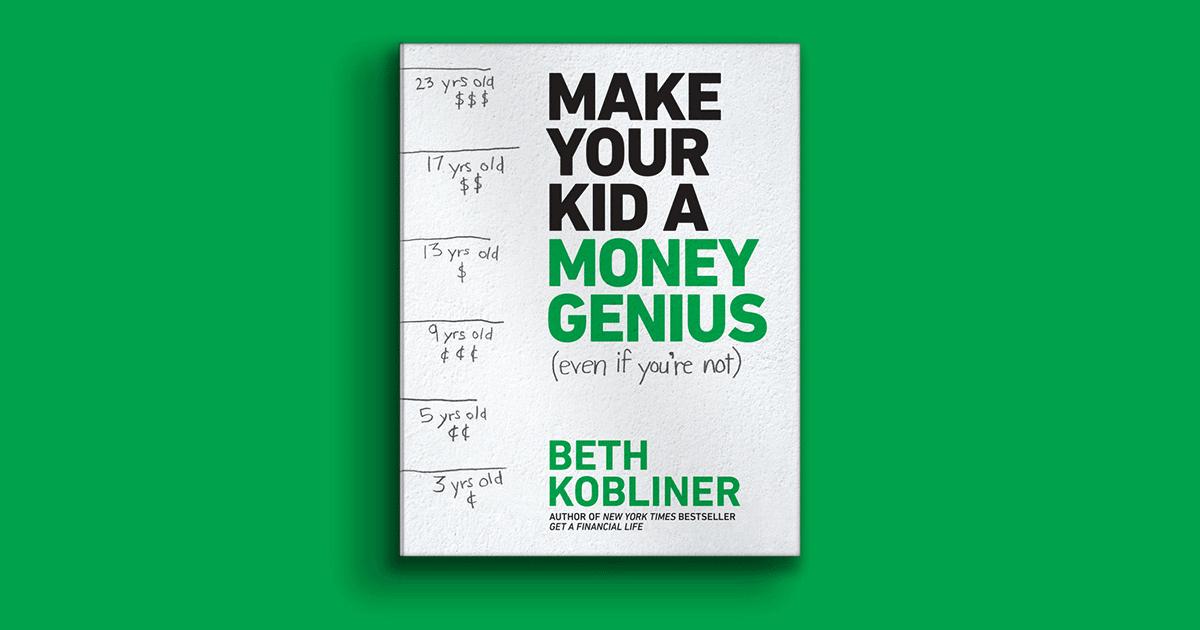 How To Teach Kid Save Money