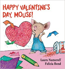 happy valentines day mouse by laura numeroff - Valentines Day Book