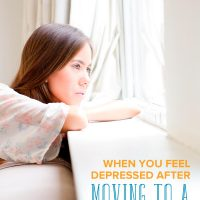 How to Cope with Feeling Depressed After Moving