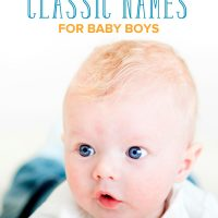 50 Classic Baby Boy Names That Are Cool