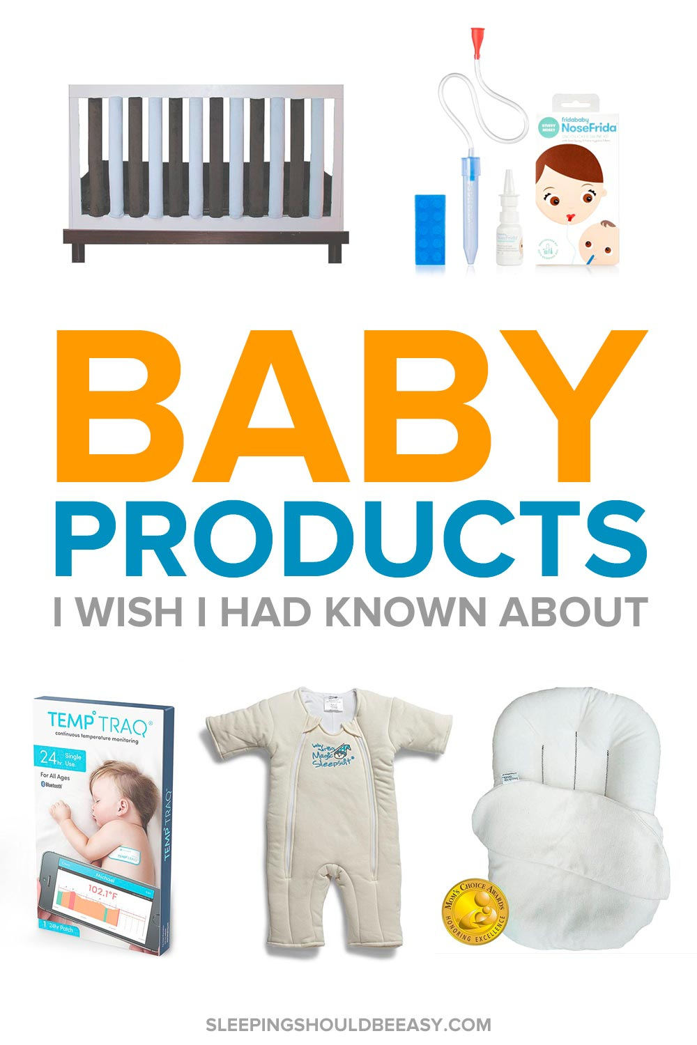 It's not too late for you! Discover the 7 baby products I wish I had known about that would've made caring for my baby much easier.