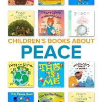 Want to read about finding and living a life of peace? Teach your child the importance of kindness with these children's books about peace.