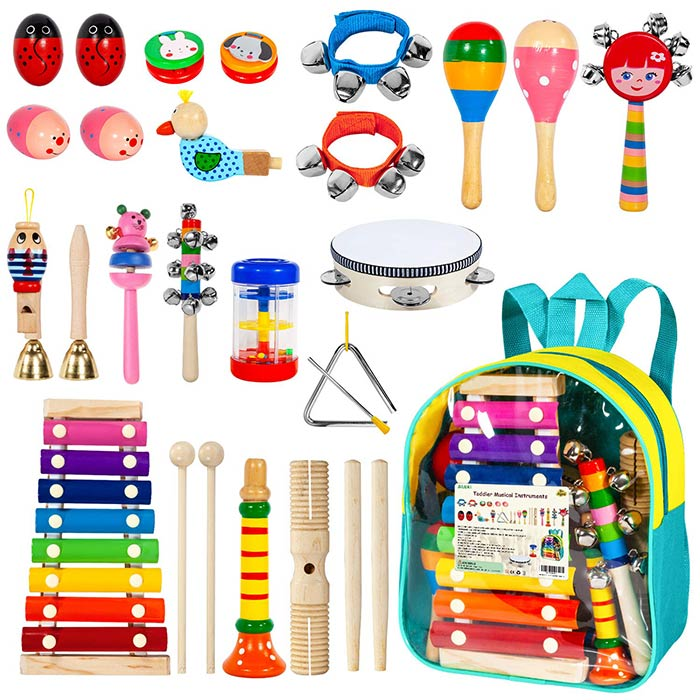 Ailuki Toddler Musical Instruments