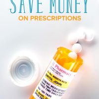 How to Save Money on Prescriptions for You and Your Family