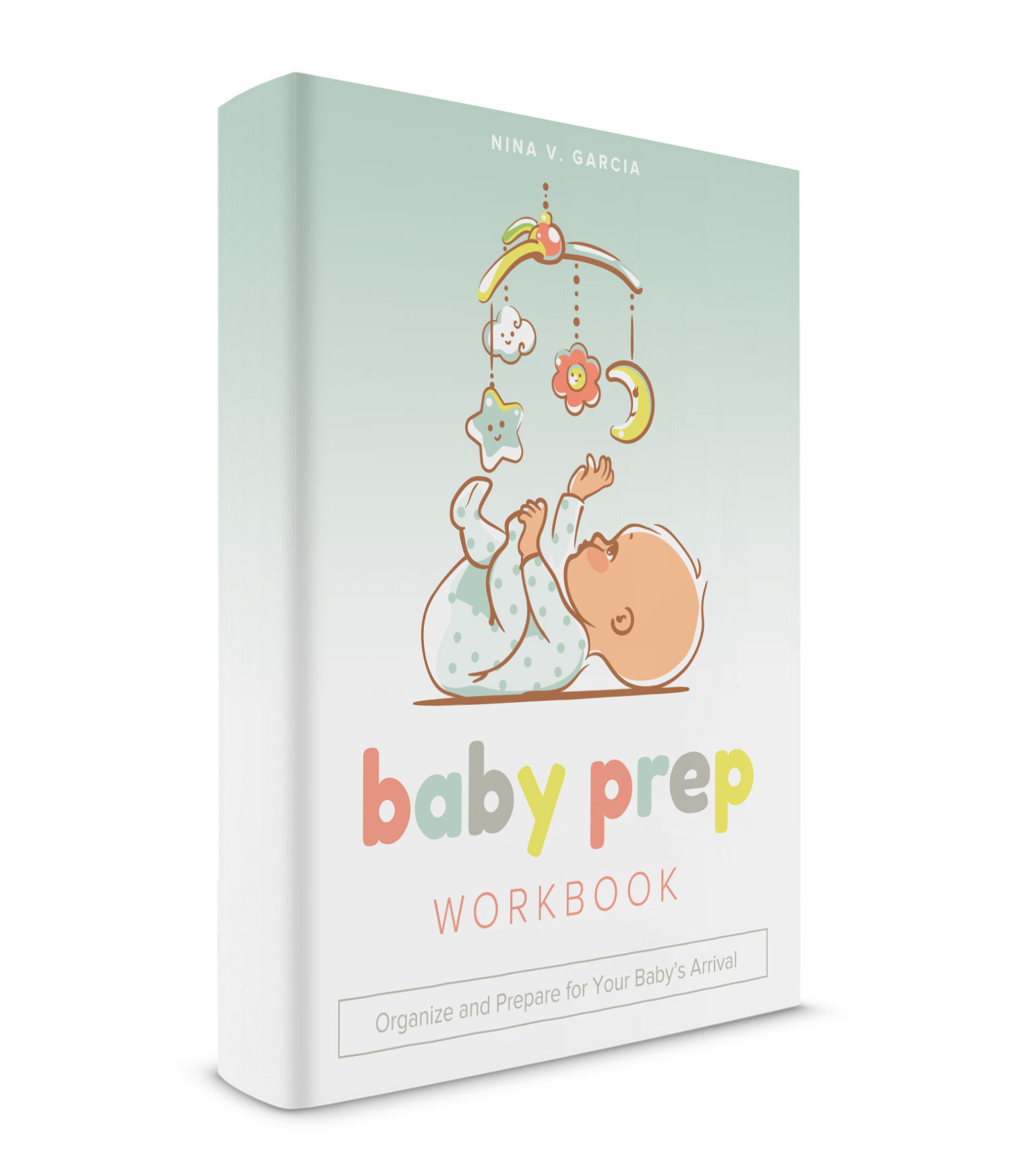 Feeling frazzled and unprepared for your baby's arrival? Check out my Baby Prep Workbook, a comprehensive printable workbook to help you organize and prepare for your baby. Get it right here!