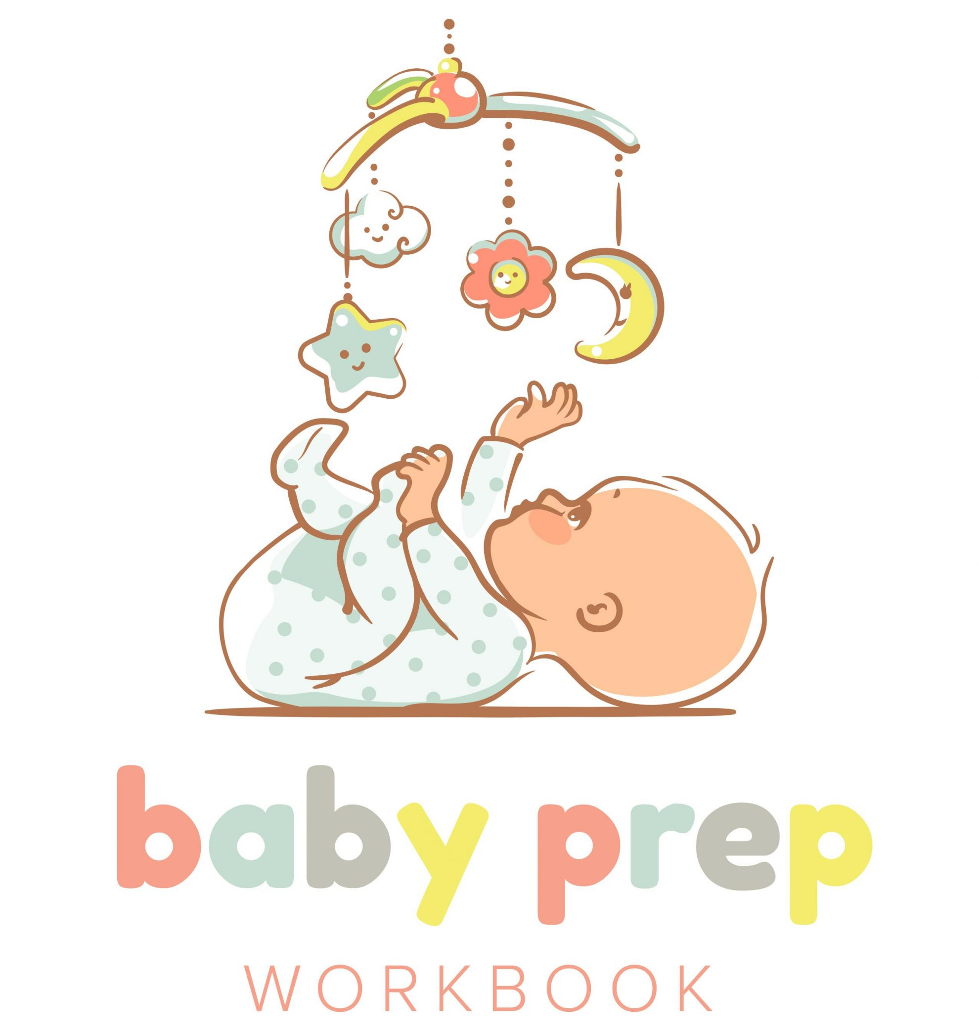 Baby Prep Workbook: Organize and Prepare for Your Baby's ...
