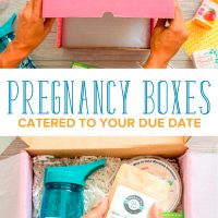 The Pregnancy Box Subscription Tailored to Your Due Date
