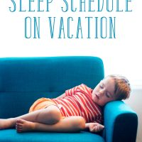7 Smart Ways to Maintain Your Child's Sleep Schedule on Vacation