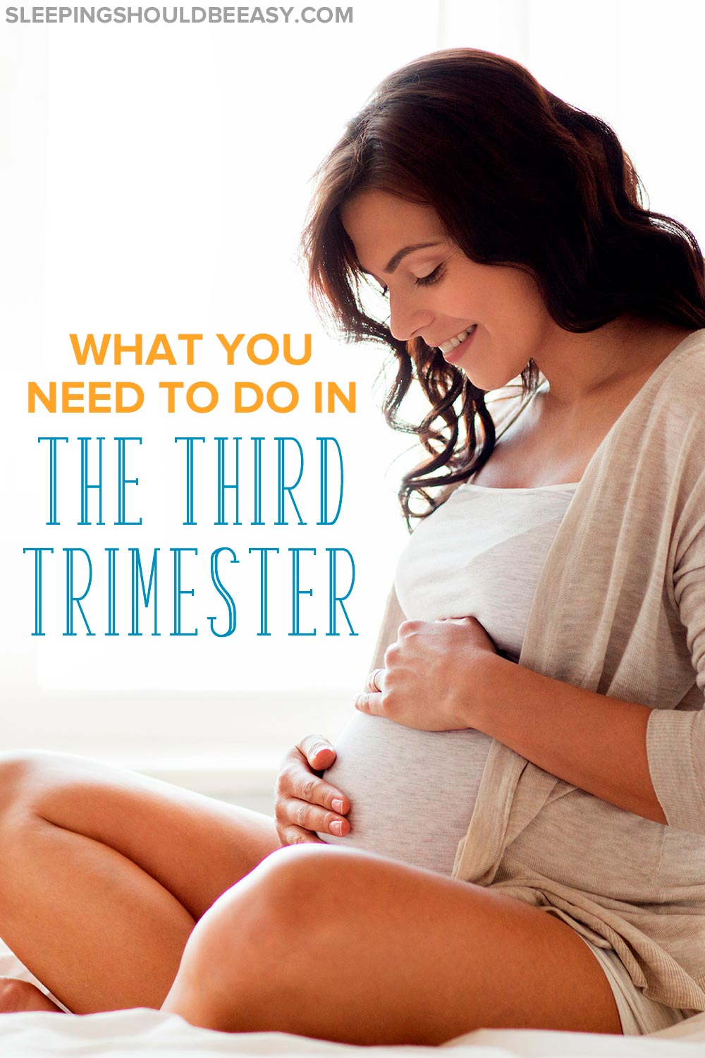 Expecting the baby soon? Make sure you have all your tasks covered. Check out 11 things on your pregnancy to do list that need to get done in the third trimester.