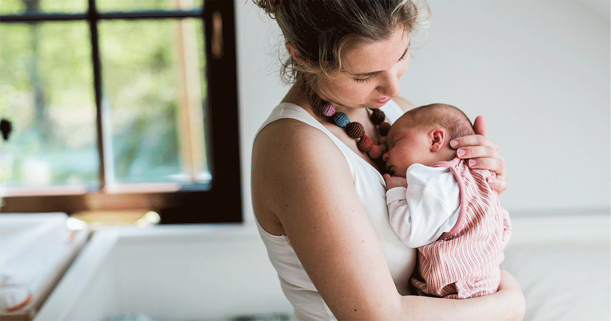 Adjusting to motherhood can be challenging, making many moms feel stuck and miserable. Learn how to get used to life with a baby with these effective tips.