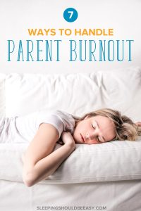 Parenthood can feel like overwhelming and exhausting. Learn how to handle parent burnout and enjoy spending time with your children once again.