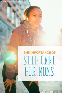 Do you take care of everyone else but yourself? Learn why self care for moms is important, and the simple changes you can make to better care for yourself.