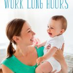 How to Spend Time with Your Kids when You Work Long Hours
