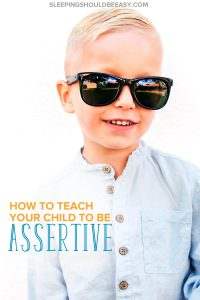 A practical article for parents to teach children how to be more assertive! Assertiveness for kids is an important life skill that will help your child learn social skills, stand up for himself and learn correct anger management. Click here to discover effective techniques to help your child assert himself and voice opinions with other people.