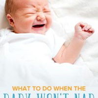 Baby Not Napping? Here's What to Do