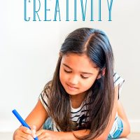 4 Easy Ideas to Nurture Your Child's Creativity