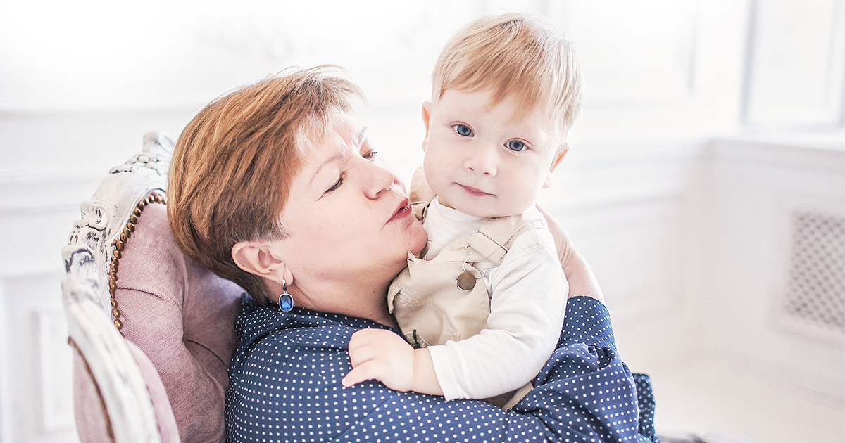 Toddler Attached to Grandma? How to Cope with Your Feelings