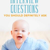 Looking for Childcare? Questions You Should Definitely Ask