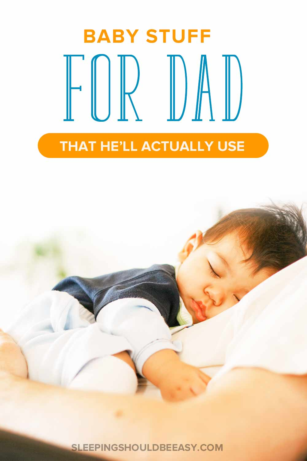 Looking for #baby stuff for dads he'll actually use? Manly baby gear can make for awesome registry items or newborn #dad accessories. I collected my top dad baby products for you to pick from. Take a look at the new dad must haves and gadgets every father is sure to love. #dadlife