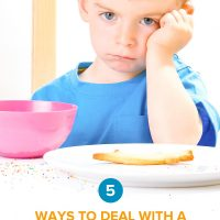 5 Unusual Ways to Deal with a Defiant 3 Year Old