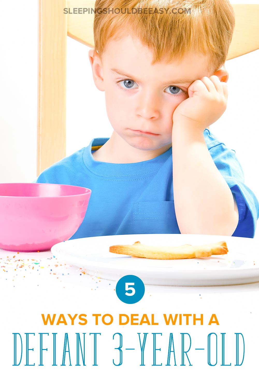 5 unusual ways to deal with a defiant 3 year old that really work