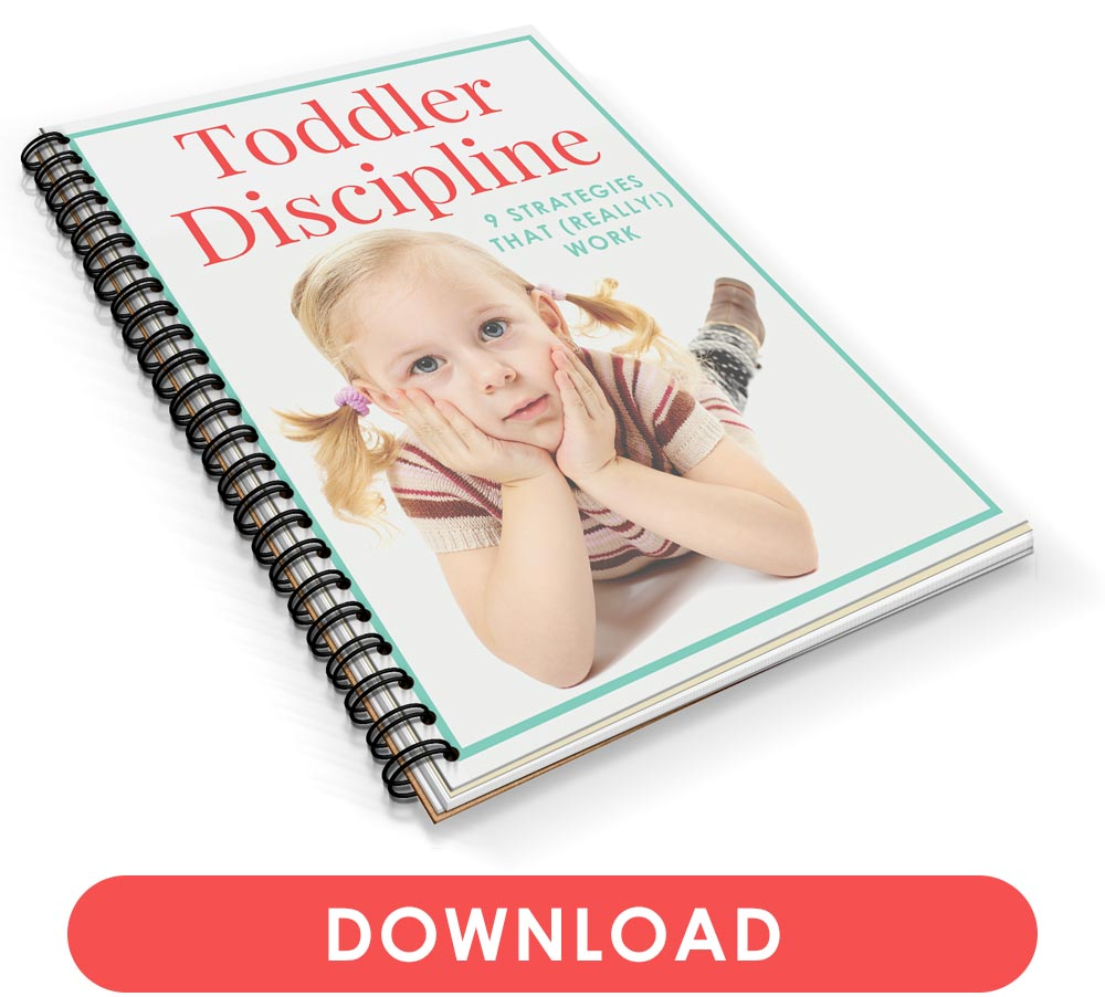 How to Discipline a Toddler Who Doesn't Listen to You