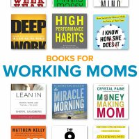Top 15 Books for Working Moms